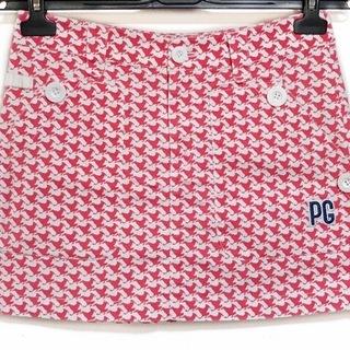 パーリーゲイツ(PEARLY GATES)のパーリーゲイツ ミニスカート サイズ1 S(ミニスカート)