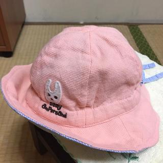 アンパサンド(ampersand)の綿100% ampersand アンパサンド 帽子(帽子)
