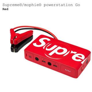 シュプリーム(Supreme)のSupreme シュプリーム mophie powerstation go(その他)