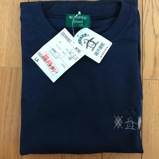 マンシングウェア(Munsingwear)の【未使用】マンシングウェア半袖トップス(Tシャツ/カットソー(半袖/袖なし))