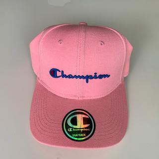 チャンピオン(Champion)のChampion  チャンピオン キャップ ピンク (キャップ)