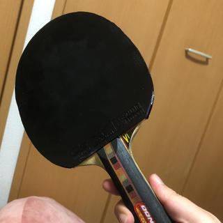 ドニック(DONIC)のラバー貼り済ラケット(卓球)