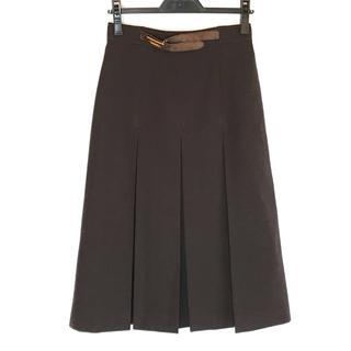 グッチ(Gucci)のグッチ ロングスカート サイズ42 M -(ロングスカート)