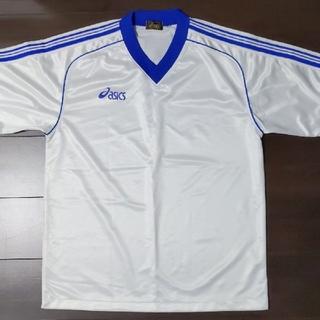 アシックス(asics)のasics アシックス サッカープラクティスシャツ Lサイズ(ウェア)