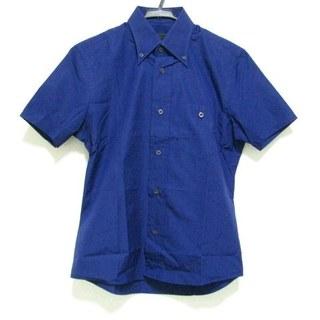 プラダ(PRADA)のプラダ 半袖シャツ サイズ38/15 メンズ -(シャツ)