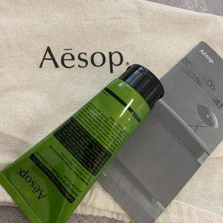 イソップ(Aesop)の新品未使用イソップ ボディスクラブ 布袋つき(ボディスクラブ)