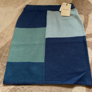 ダズリン(dazzlin)の#dazzlin ニットスカート(ひざ丈スカート)