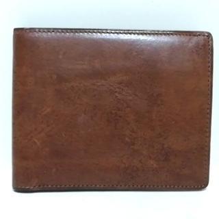 ポロラルフローレン(POLO RALPH LAUREN)のポロラルフローレン 2つ折り財布 - レザー(財布)