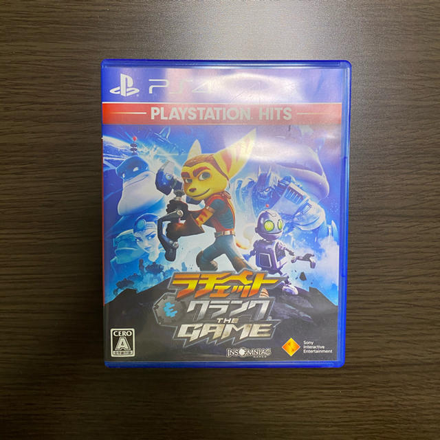 SONY(ソニー)のラチェット&クランク THE GAME(PlayStation Hits) PS エンタメ/ホビーのゲームソフト/ゲーム機本体(家庭用ゲームソフト)の商品写真