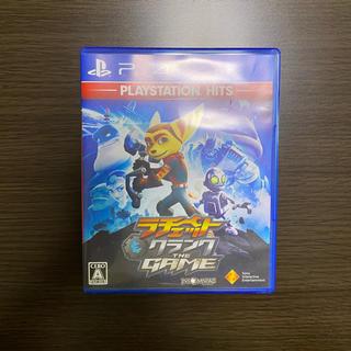 ソニー(SONY)のラチェット&クランク THE GAME(PlayStation Hits) PS(家庭用ゲームソフト)