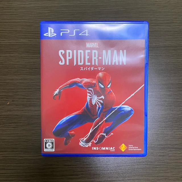 MARVEL(マーベル)のMarvel's Spider-Man(スパイダーマン) PS4 エンタメ/ホビーのゲームソフト/ゲーム機本体(家庭用ゲームソフト)の商品写真