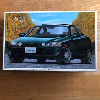 アオシマ(AOSHIMA)のトヨタ ソアラ  4.0GT LIMITED 1/24 プラモデル(模型/プラモデル)