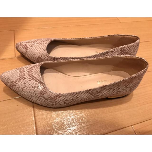 BARCLAY(バークレー)のBARCLAYバークレー パンプス ピンクベージュ レディースの靴/シューズ(ハイヒール/パンプス)の商品写真