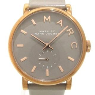 マークバイマークジェイコブス(MARC BY MARC JACOBS)のマークジェイコブス 腕時計 - MBM1266(腕時計)