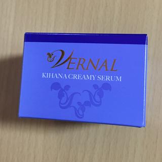 ヴァーナル(VERNAL)のヴァーナル  キハナ  クリーミーセラム 30g 2個(美容液)