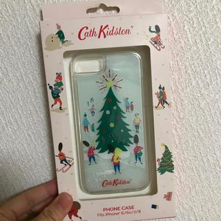 キャスキッドソン(Cath Kidston)のキャスキッドソン iphoneケース(iPhoneケース)