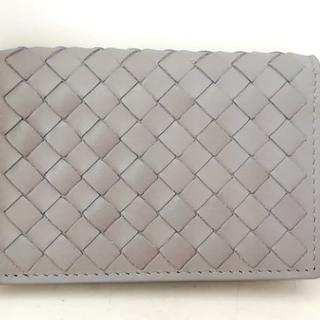 ボッテガヴェネタ(Bottega Veneta)のボッテガヴェネタ カードケース美品 (名刺入れ/定期入れ)