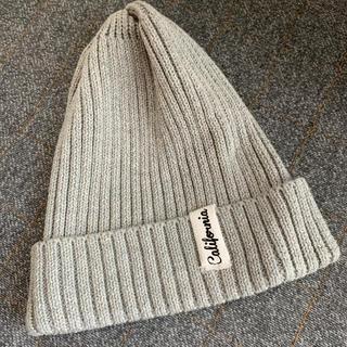 アズールバイマウジー(AZUL by moussy)のニット帽 AZUL(ニット帽/ビーニー)