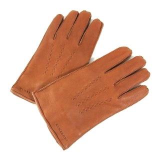 バーバリー(BURBERRY)のバーバリー 手袋 レディース ブラウン(手袋)