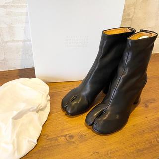 Maison Martin Margiela - 新品100%本物Maison Margiela【37】tabiブーツ 足袋