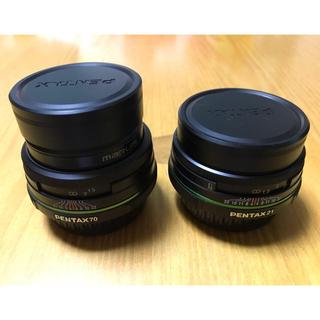 PENTAX - 【お得】smc PENTAX-DA Limited 単焦点レンズ2本セット
