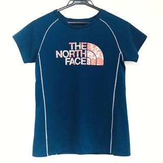 ザノースフェイス(THE NORTH FACE)のノースフェイス 半袖カットソー サイズM -(カットソー(半袖/袖なし))