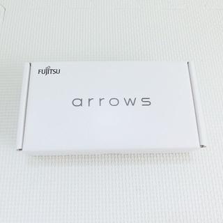 フジツウ(富士通)の[新品・未開封]富士通 arrows RX 黒(スマートフォン本体)