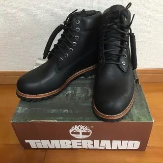 ティンバーランド(Timberland)の半額以下 [新品]ティンバーランド 黒ブーツ27.5㎝(ブーツ)