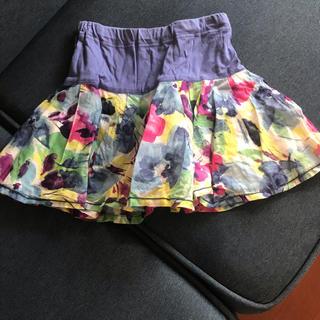 アナスイミニ(ANNA SUI mini)のANNA SUI アナスイ フレアスカート 130cm used(スカート)