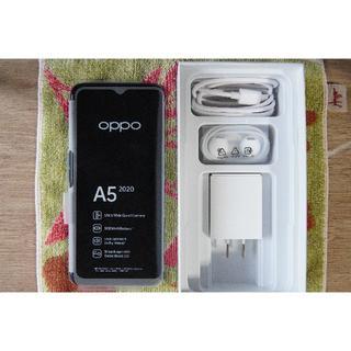 ラクテン(Rakuten)の【ゆう様専用】OPPO A5 2020 オッポ A5 2020 SIMフリー(スマートフォン本体)