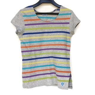 オーシバル(ORCIVAL)のオーシバル 半袖Tシャツ サイズ1 S美品  -(Tシャツ(半袖/袖なし))
