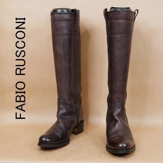 ファビオルスコーニ(FABIO RUSCONI)のメーカー名 :FABIO RUSCONI ファビオルスコーニ(ブーツ)