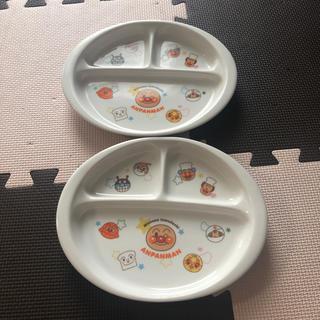 アンパンマン(アンパンマン)のアンパンマンプレートセット 陶器(弁当用品)
