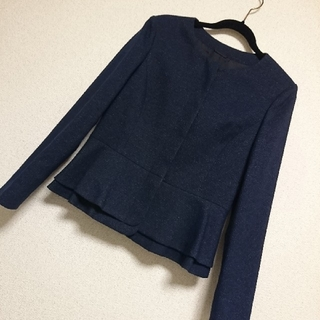 アナイ(ANAYI)のANAYI⭐ジャガードジャケット&スカート スーツ セットアップ(セット/コーデ)