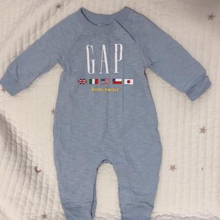 ベビーギャップ(babyGAP)のBABYGAP ロンパース(ロンパース)