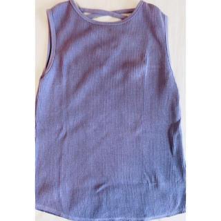 ミラオーウェン(Mila Owen)のMila Owen*ワッフル生地Tシャツ(Tシャツ(半袖/袖なし))