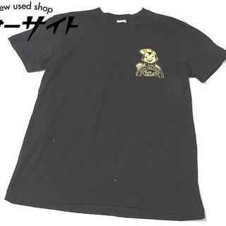 キャリー(CALEE)のキャリー △ サイズM ブラック Tシャツ 1(Tシャツ/カットソー(半袖/袖なし))