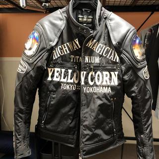 イエローコーン(YeLLOW CORN)のイエローコーン ウィンターチタニウムジャケット Mサイズ YB-6309(装備/装具)