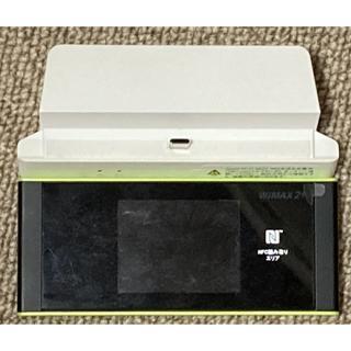 エーユー(au)の旧ファームW05(au版)+純正クレドール(PC周辺機器)
