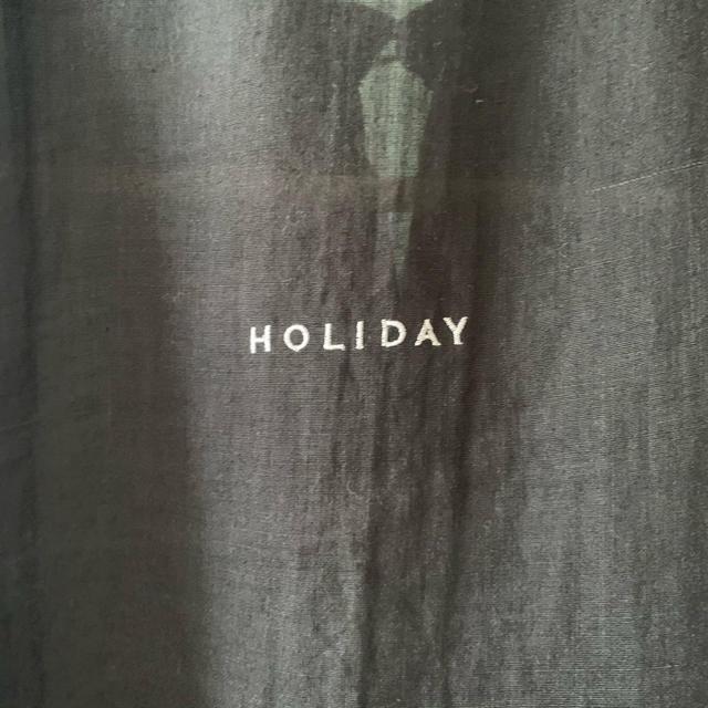 holiday(ホリデイ)の【ami様専用】HOLIDAY ラミースリットドレス レディースのワンピース(ロングワンピース/マキシワンピース)の商品写真