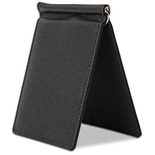 マネークリップ 日本円ピッタリ メンズ 二つ折り 財布 薄いマネークリップ 極薄