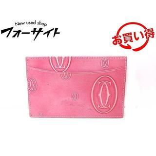 カルティエ(Cartier)のカルティエ カードケース ■ L3001477 ハッピーバースデー 1(名刺入れ/定期入れ)