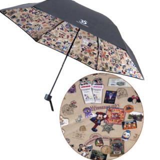 Disney - ディズニー 35周年 日傘 雨傘 折りたたみ傘