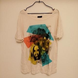 ジーナシス(JEANASIS)のJEANASIS☆アニマルプリントTシャツ(Tシャツ(半袖/袖なし))