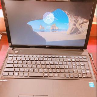 エヌイーシー(NEC)のノートPC NEC VersaPro ☆ Office ・マウス付き(ノートPC)