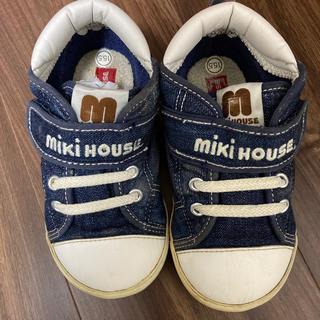 ミキハウス(mikihouse)のミキハウス 靴 15.5cm(スニーカー)