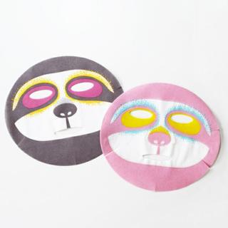 フェイスマスク ナマケモノ(パック/フェイスマスク)