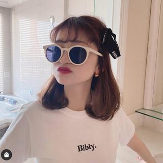 ベリーブレイン(Verybrain)の限定値下げ今日まで bibiy white tee tシャツ(Tシャツ/カットソー(半袖/袖なし))