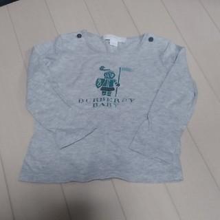 バーバリー(BURBERRY)のバーバリー チルドレン ロンT(Tシャツ)