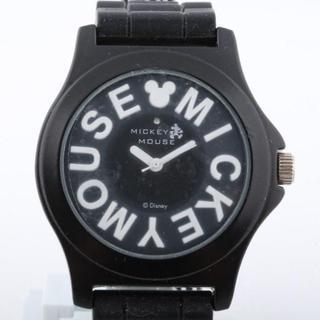 ディズニー(Disney)のディズニー ミッキーマウス 生誕90周年記念 美品(N01975)(腕時計(アナログ))